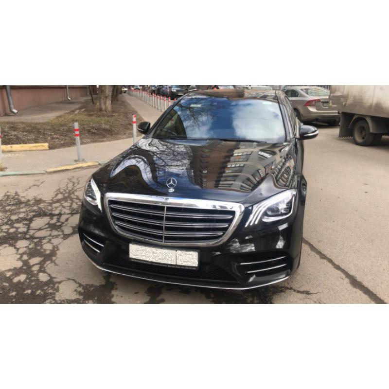Mercedes S-222 2015
