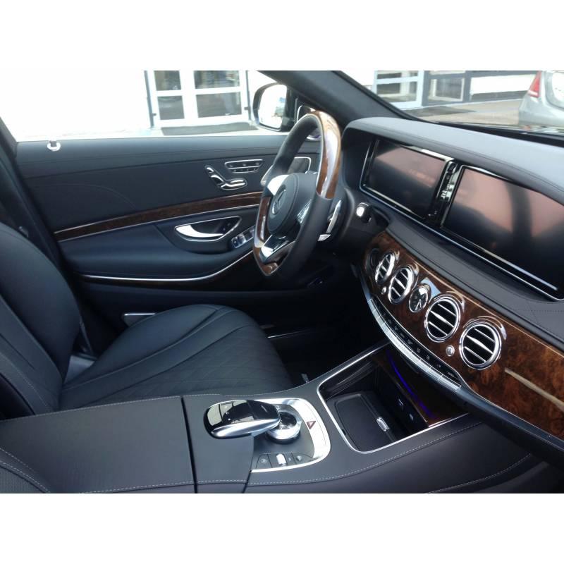 Аренда Mercedes S-Class W222 с водителем