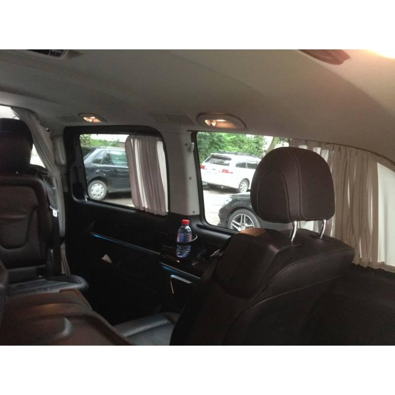 Аренда Mercedes V-Class с водителем