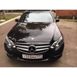 Аренда Mercedes E-класса