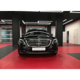 Аренда Mercedes S-Classe Maybach 2017 с водителем
