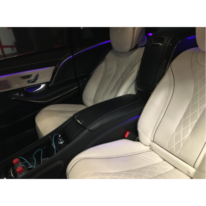 Mercedes S-Classe Maybach 2014