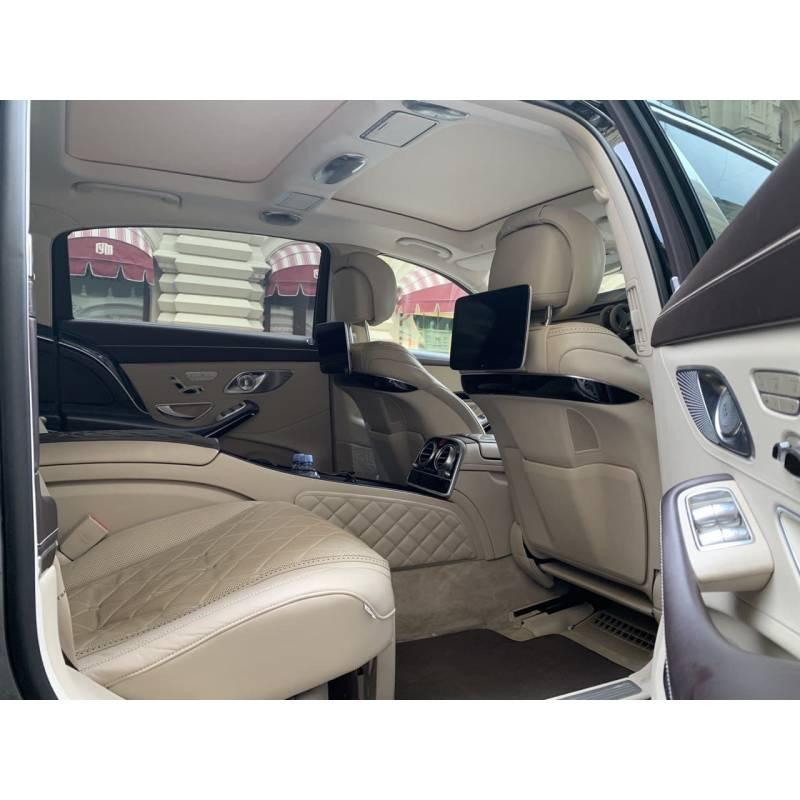Аренда Mercedes S-Classe Maybach W222 с водителем
