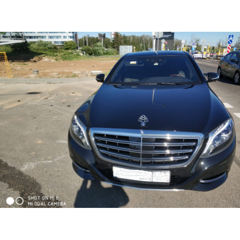 Mercedes S-Classe Maybach 2016